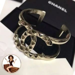Chanel CC Cuff Bracelet +MANY BONUS GIFTS ~ WOW
